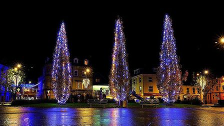 A brand new three day Christmas Fayre is planned for the Square and The Strand in Barnstaple. Pictu