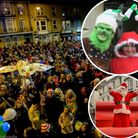 North Devon's Christmas light switch on events kick off this week.