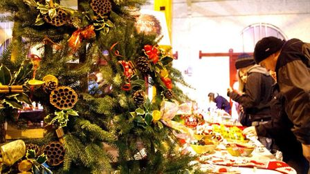 Christmas in Barnstaple. Picture: contributed