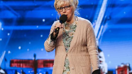 Jenny Darren amazed BGT judges during her audition, which saw her transform from frumpy granny to ro