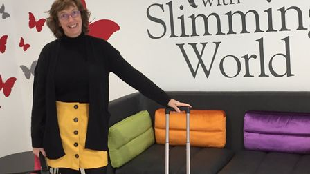 Jacqui Reid is launching a new Slimming World group.