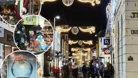 Which is the best Christmas window in Barnstaple? Vote in our poll!