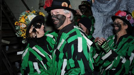Join the wassailing at Ostlers Cider Mill on Saturday, January 19. Picture: Barbara Fryer.