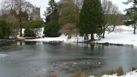 Join North Devon Ramblers for a winter walk at Arlington Court. Picture: NDR