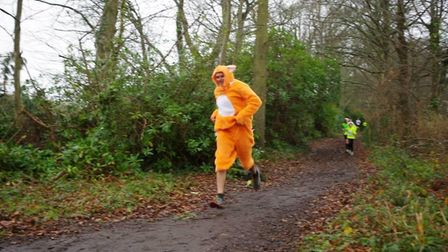 Can you Beat the Fox in Fremington this Boxing Day?