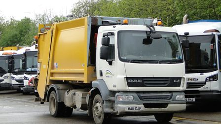 North Devon Council has published its Christmas recycling collection dates. Picture: Tony Gussin