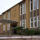 Exeter magistrates court.