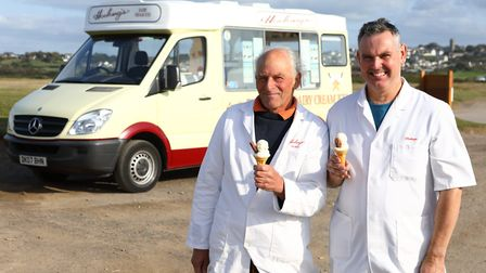 Hocking's Ice Cream will introduce the nation to their brand in the new series Devon & Cornwall whic