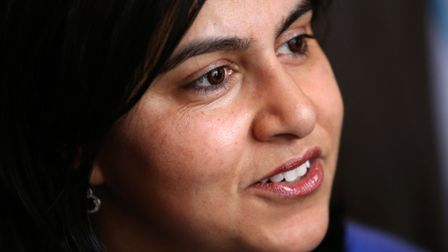 """Warsi also urged Muslim voters to vote Conservative, despite an """"institutional problem with islamoph"""