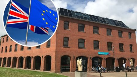 A hustings for the European Parliament election will be held at Barnstaple Library on Friday, May 17