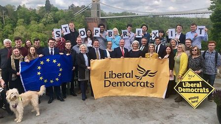 The Liberal Democrats say their aim is to stop Brexit