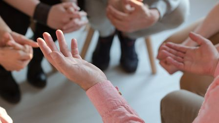 The support group for male survivors of sexual abuse meets in Barnstaple. Picture: Getty Images/iSto
