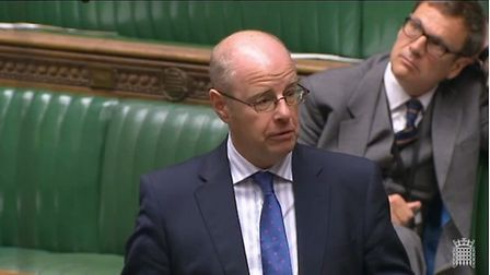 North Devon MP Peter Heaton-Jones says he will wiat to see who the field of contenders for the Conse