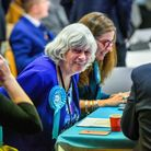 Brexit Party candidate Anne Widdecombe. Picture: Ben Birchall/PA Wire