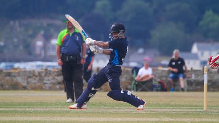 North Devon took on Sidmouth in the second semi-final of the ServiceMaster Clean Devon T20 finals da