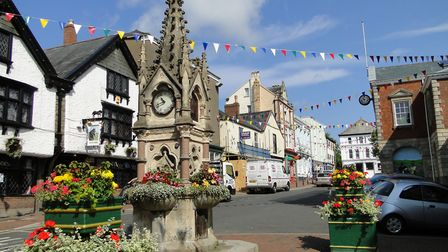 Great Torrington has been named the healthiest place in Great Britain by a university study. Picture