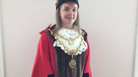 Great Torrington mayor Keeley Allin says she is extremely proud the town has been named the healthie