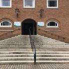 County Hall in Exeter, home of Devon County Council