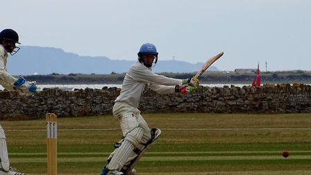 Joe Kelly smashed 108 for North Devon II against Ottery St Mary II. Picture: Fiona Tyson