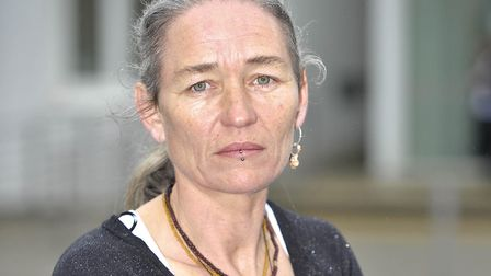File photo of Fiona MacKeown, the mother of Scarlett Keeling who has spoken of her relief after a m
