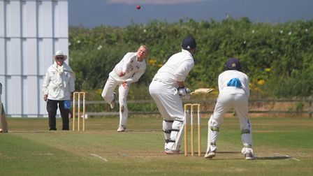 North Devon v Heathcoat in the Tolchards Devon Premier. Picture: Andy Keeble