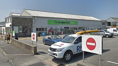 The Co-Op store at Pottington in Barnstaple is to close. Picture: Google