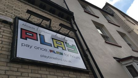 Play Bideford is opening in Bideford High Street.