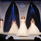 There are some stunning dresses to view on the catwalk at Bride: The Wedding Show. Picture: Ian Sout