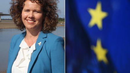 North Devon PPC Dr Kirsten Johnson has been embroiled in a Brexit 'race row' after a BBC Radio 4 int