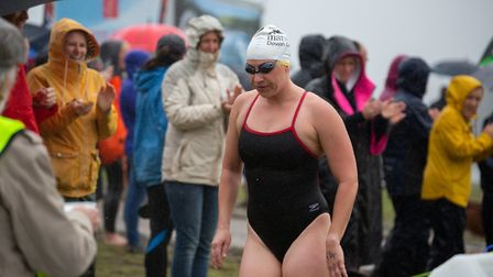 Exmoor Open Water Swim 2019. Picture: Howaboutdave Photography