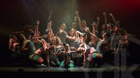 Join the Dancing Feet Academy of Dance students for 25, their series of 25th anniversary shows at th
