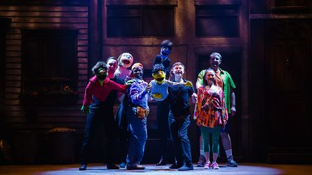 Get set to meet the politically incorrect stars of Avenue Q at the Queen's Theatre in Barnstaple on