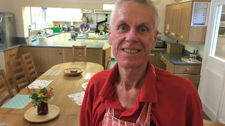 Kevin Hayton, the cook at Little Bridge House in Fremington hopes people will sign up to the Cook Ea