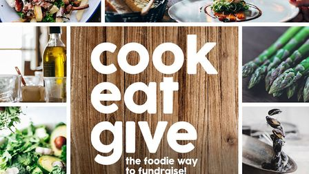 Will you sign up to Cook Eat Give for Children's Hospice South West this October?