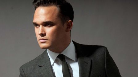 Gareth Gates is due to appear at the Plough in Torrington on Friday, October 11. Picture: contribute