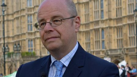 North Devon MP Peter Heaton-Jones has called for an 'unreserved apology' from Dr Kirsten Johnson ove