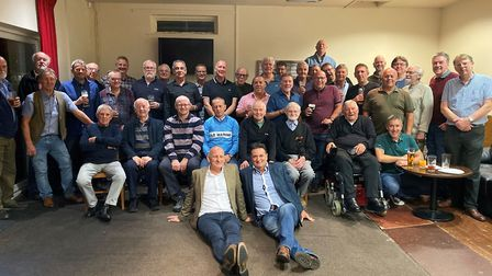 Former and serving staff who worked at J & S Marine (now SEA) in Barnstaple, get together for a reun