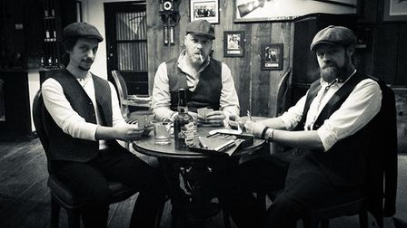 Join modern country/blues band The Gatsby Gun Runners at Latitude 48 in Barnstaple High Street on sa