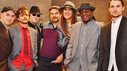 The Neville Staple Band are coming to Barnstaple. Picture: John Coles