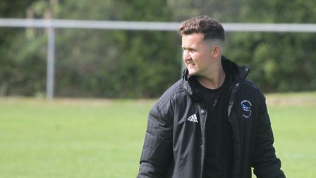 Ilfracombe Town manager Clem Bennellick