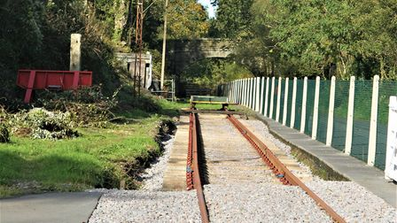 Tarka Valley Railway at the Puffing Billy, Torrington Station. Picture: Tarka Valley Railway
