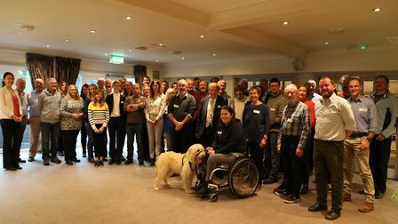 Delegates at the North Devon Climate Action Planning event organised by 361 Community Energy. Pictur