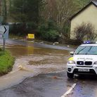 Flooding could affect North Devon this weekend (please note, this picture is historical and for illu
