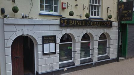 The Bunch of Grapes in Ilfracombe. Picture: Google