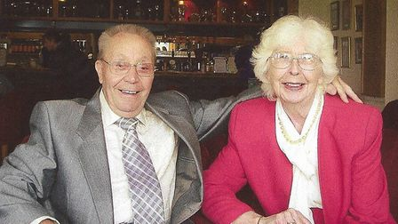 Albert and Brenda Furber became a huge part of the Ilfracombe community. Picture: Courtesy of Paul P