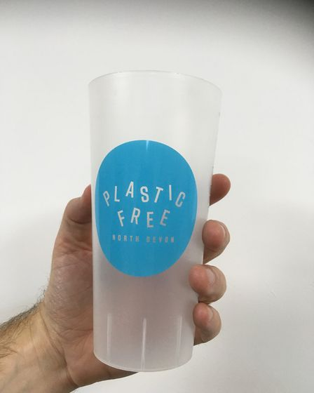 If you're having a party, do away with single-use plastics by hiring re-usable glasses from Plastic