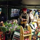 There will be more than 130 stalls to browse at the North Devon Christmas Market in Braunton.