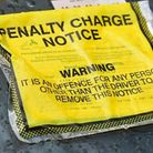 More than 2,600 parking fines have been issued in Barnstaple by Devon County Council.