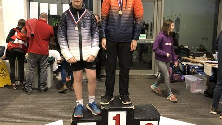 William and Freddie Barlow will represent Chulmleigh College were medal winners at the West Midlands