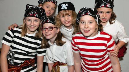 Gert set for much buckling of swashes with Treasure Island - The Pantomime at Pilton Church Hall fro